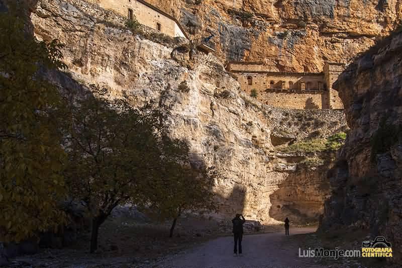 El cañón del río Mesa